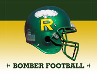 Bomber Football Helmet Wallpaper